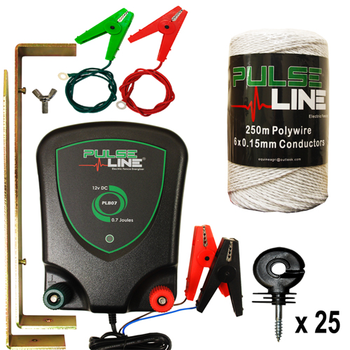 Electric Fence Energiser Kits